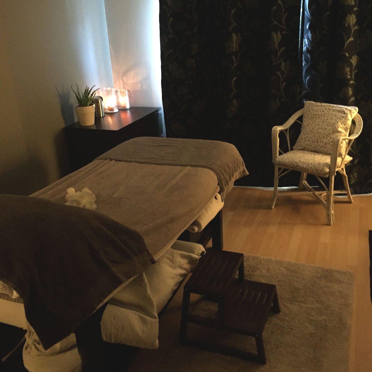 Cabine de massage | Belle en cils à Lodelinsart