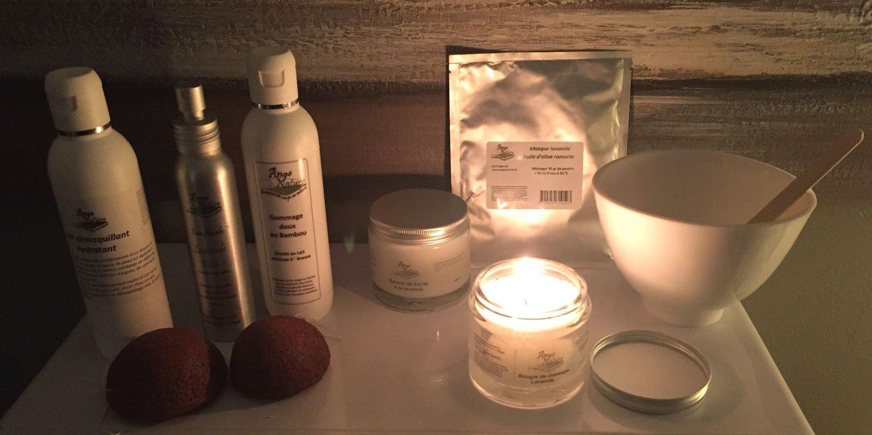 Produits de massage | Belle en cils à Lodelinsart